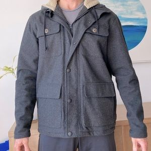 Men's Billabong jacket w/ hood